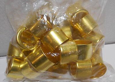 X25 Dixon Bfw1175 Brass Fitting Ferrule For Medium Weight Water Hose 1.175 Id
