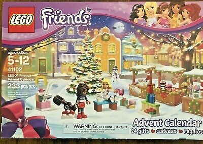Lego Friends Advent Calendar 41102