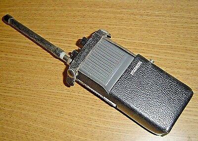 Maxon Cs-0510-hd Heavy Duty Vhf Transceiver Hand-held Two Way Radio W Holster