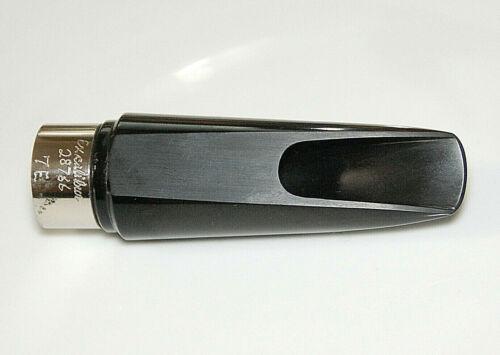 Rare Vintage Morgan Excalibur Alto 7E Saxophone Mouthpiece