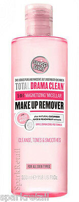 Soap & Glory Total DRAMA CLEAN 5 in 1 Micellar Make Up Remover & Cleanser 350ml
