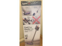 Dyson v6 Animal vacuum cleaner new with 2 year warranty