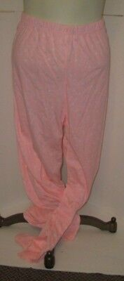 JOE BOXER WOMENS PINK 1X STARS PAJAMAS BOTTOMS LOUNGE PANTS NWT ELASTIC    +