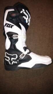 Fox Comp 8 & Oneal Element MX Boots, Dirt Bike Boots