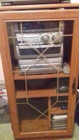 Hi-Fi / TV Cabinet