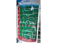 """Full size umbro table football, 5' 6""""x 3' 6"""" FREE TO COLLECTOR"""
