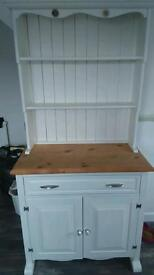 French dresser and table