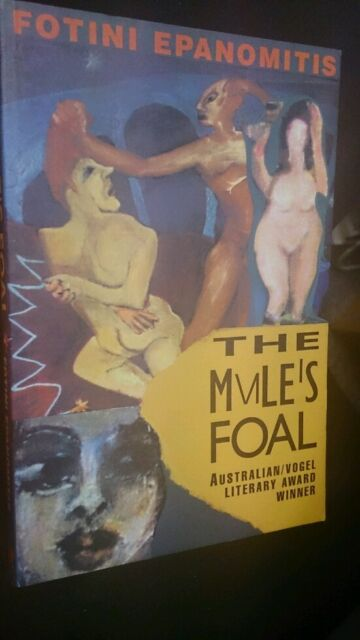 The Mule's Foal by Fotini Epanomitis Australian Vogel Literary Award 1863734546