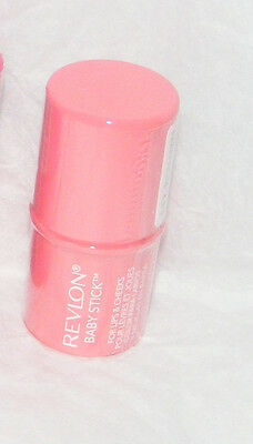 5 x REVLON * BABY STICK FOR LIPS & CHEEKS LIPSTICK BLUSH * TAHITIAN * NEW SEALED Long Lasting Sheer Blush