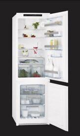 Integrated AEG Fridge Freezer