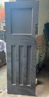 Three panel door - Last used for a built in wardrobe