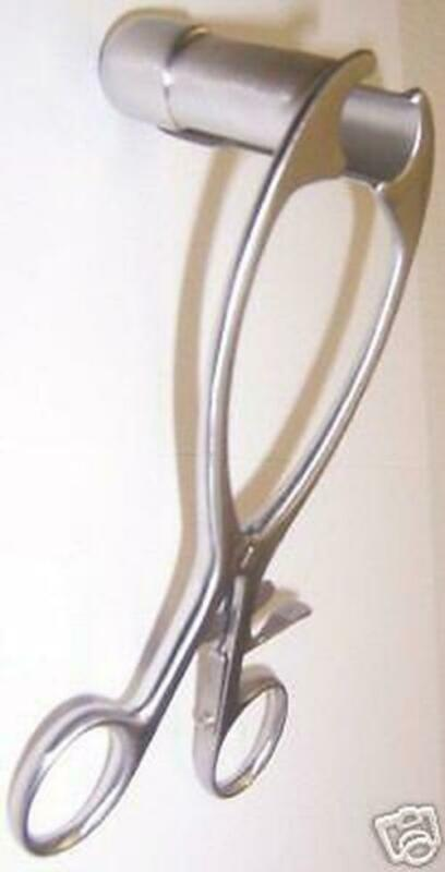 """Barr Rectal Anal Retractor 8.5"""" Surgical Gynecology Instruments"""