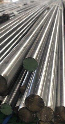 Titanium Round Bar 6al4v .500 X 6