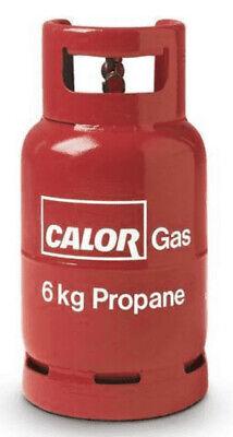 Calor Propane 6kg Gas Bottle
