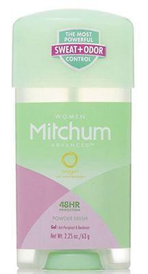 Mitchum For Women Power Gel Anti-Perspirant Deodorant Powder Fresh 2.25 oz ()