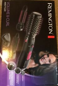 Remington volume & curl Airstyler ! Brand-new in box ! Never used ! Bargain price £16 !!!