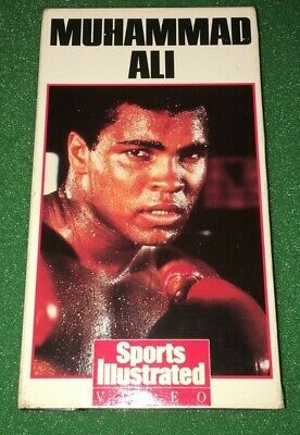 MUHAMMAD ALI: BOXING'S BEST VHS 1981 HBO Documentary ++ FREE