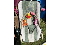 Winnie The Pooh Baby Bouncer/Chair