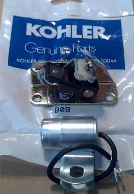 Kohler Points   Condenser Set 47 150 03 47 150 01 230722S   6 To 20 Hp Free Ship