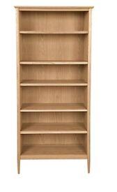 M&S Hampden Bookcase (OAK) mid-century modern