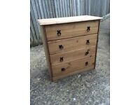 Chest of drawer- solid wood