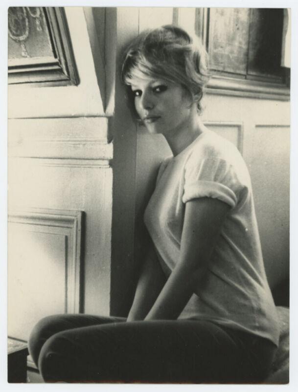 ANNETTE STROYBERG original movie photo 1960s
