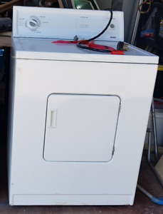 Kenmore Electric Dryer - Heavy Duty & Large Capacity
