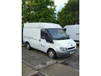 Ford Transit. Drives great, no MOT, body needs work