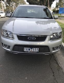 Ford territory special edition 2011