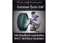 225-45-17 Part Worn Tyres 4mm+ thread all major brands £25/each fitted