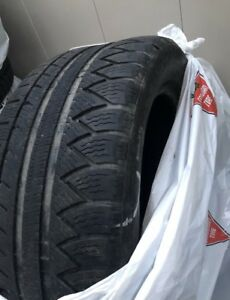 225/50/17 Michelin winter tires set