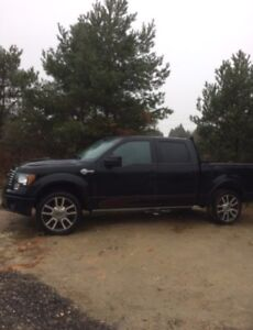 Will trade 2010 Harley Davidson f-150 for 2014 e-tech skidoo