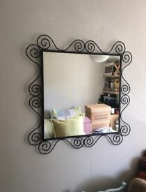 Large Square Ikea mirror