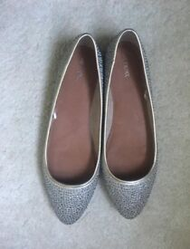 Brand new sparkly shoes