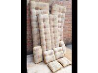 Caravan seat cushions Wanted
