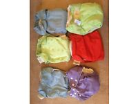 Cloth nappies diapers