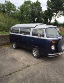 VW Campervan T2