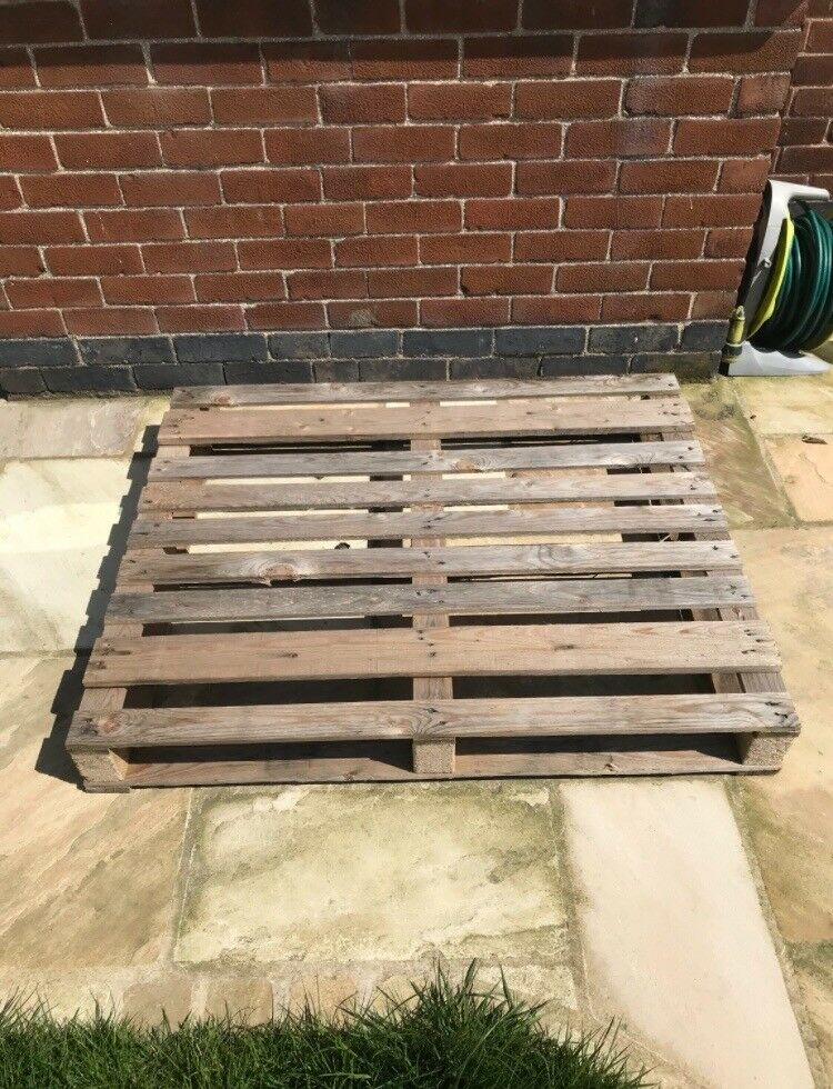 FREE (COLLECTION ONLY) WOODEN PALLET | in York, North ...