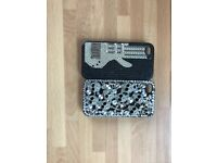 Two sparkling iPhone 4 cases