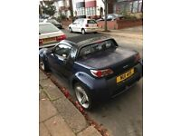 Smart Roadster Convertible Turbo