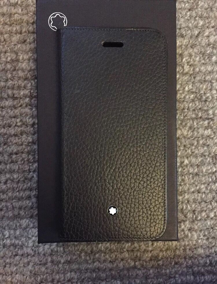 Mont Blanc Iphone  Case