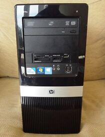 HP PRO 3120 DESKTOP PC - IN GREAT CONDITION WITH WINDOWS 10 PRO