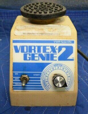 Vortex Genie 2 Mixer Lab Laboratory Model G-560