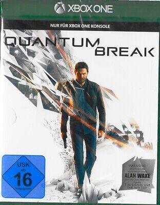Usado, Quantum Break ( inkl. Alan Wake DLC ) - Xbox One - Neu & OVP - Deutsche Version comprar usado  Enviando para Brazil