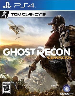 Tom Clancys Ghost Recon  Wildlands Ps4  Factory Refurbished