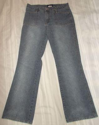 Womens La Blues Denim Stretch Jeans Size 12