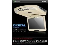 flip down dvd