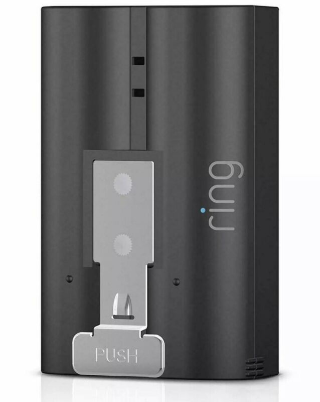 Ring Quick-Release Rechargeable Battery for Video Doorbell 3