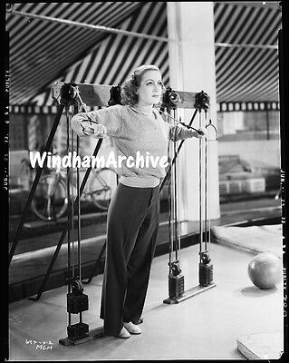 Joan Crawford Original 8X10 Camera Negative Mgm Dancing Lady 1933