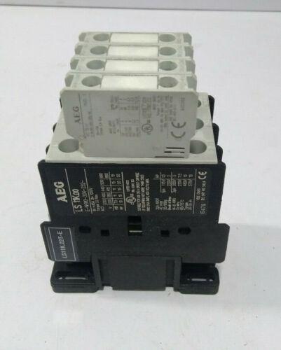 AEG LS11K.00 with AEG HS 7k.10 Contactor - LS11K.22T-E